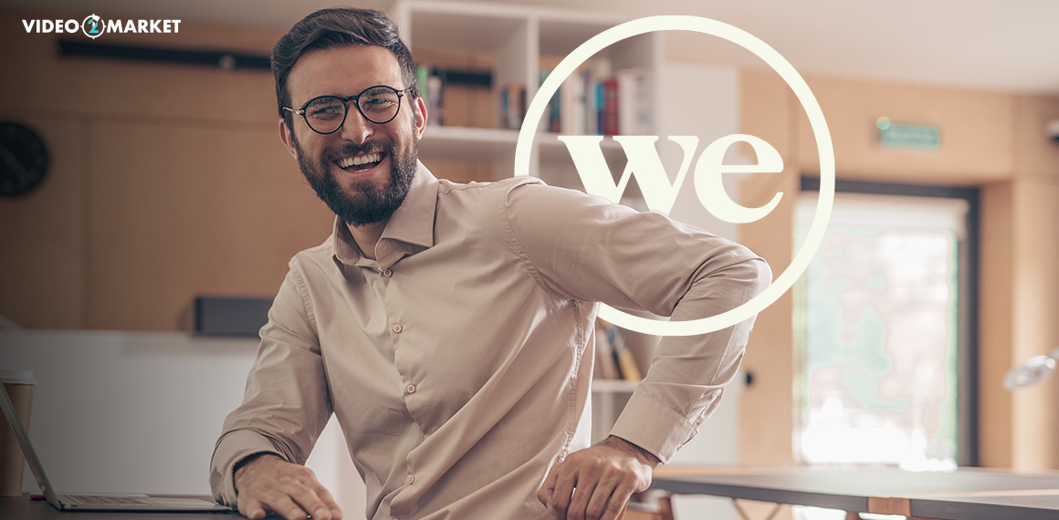 WeWork BRASIL OFFERS V2M TO THEIR PARTNERS